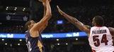 Pelicans get past Raptors, 95-93