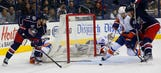 Blue Jackets no match for Islanders