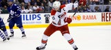Staal leads Hurricanes past Maple Leafs