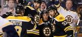Chara credits win to Bruins' aggressiveness