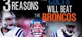 3 reasons why the Colts will stun the Broncos on Sunday