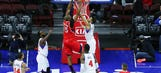 Horford leads Hawks past 76ers
