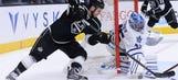 Kings blank Maple Leafs 2-0