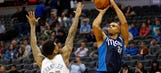 Mavs struggle without stars, fall to Nuggets