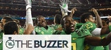 Oregon's Mark Helfrich will make an extra $250K with win tonight