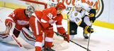 Preds no match for Red Wings