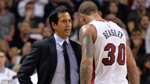 Miami Heat: Michael Beasley over Russell Westbrook (2008, Pick No. 2)