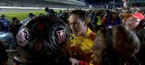 CUP: Logano & Harvick Exchange Paint & Words – Sprint Unlimited 2015