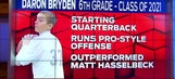 Rivals.com ranks 6th grade QB prospect