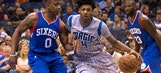 Magic overpower Sixers, 103-98