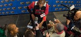Is Kevin Durant taking shots at the media a problem?