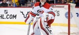 Hurricanes can't rally past Wild