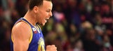 Stephen Curry wins 3-point contest