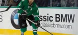 Stars fall to Red Wings in OT