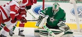Red Wings rally to beat Stars in OT