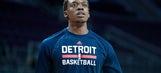 Pistons defeat Wizards in Reggie Jackson debut