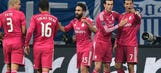 Ronaldo gives Real Madrid 1-0 lead