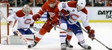 Red Wings shut out by Canadiens