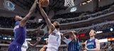 Hornets can't overcome slow start against Mavs