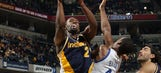 Stuckey leads Pacers past Curry-less Warriors