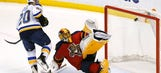 Panthers fall to Blues in shootout