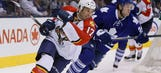 Panthers outlast Maple Leafs for 3-2 win
