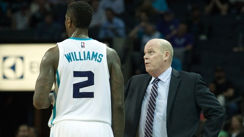 Charlotte Hornets, Marvin Williams, F