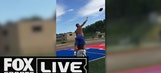 Prep Star's Ridiculous One-Handed Catch