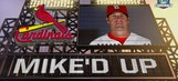 Matheny on Cardinals' 3-1 win over Dodgers