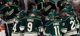 Wild swept after 4-3 loss to Blackhawks