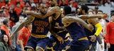 Cavs discuss LeBron overruling Blatt on final play