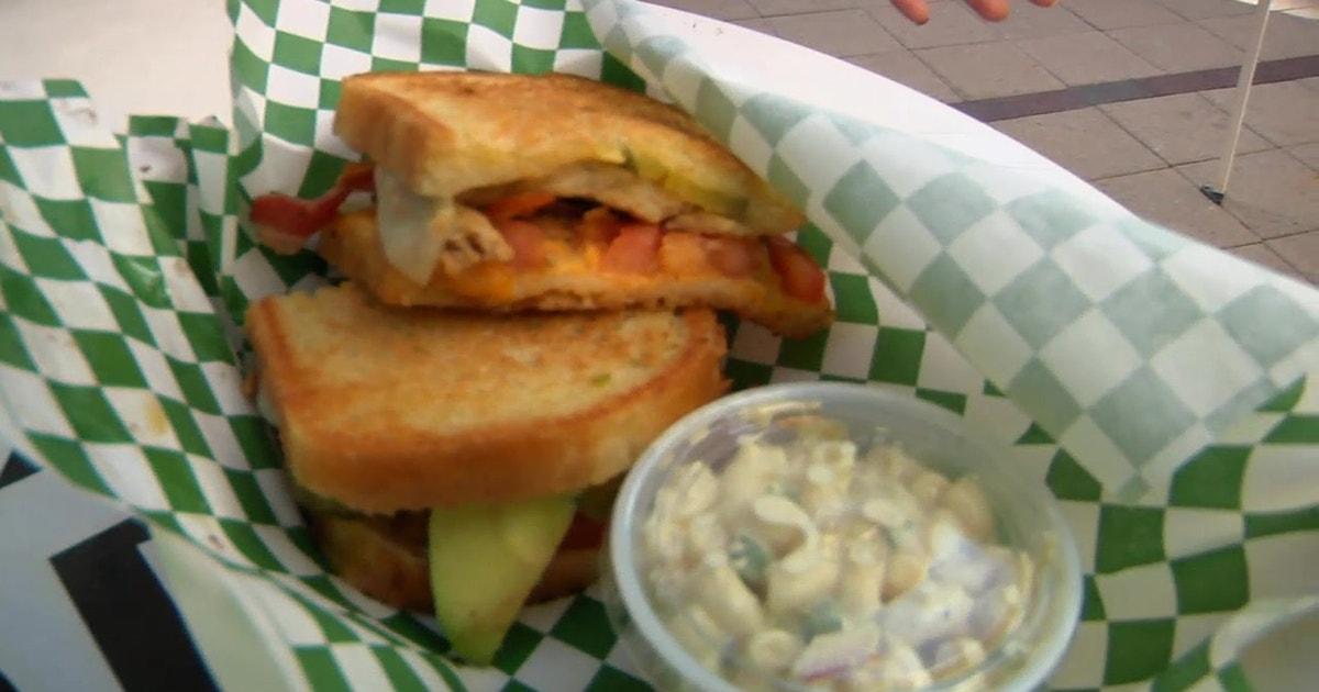 Taste Of Brazil Food Truck Kansas City