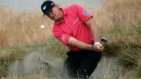 Something special happening for Ernie Els