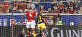 Wright-Phillips equalizes for New York against Benfica – 2015 International Champions Cup Highlights