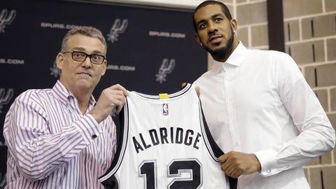 San Antonio Spurs (2)