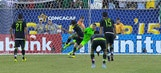 Andres Guardado converts penalty for Mexico against Costa Rica – 2015 CONCACAF Gold Cup Highlights