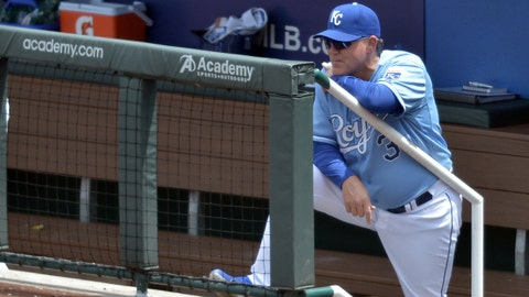Royals offensive woes
