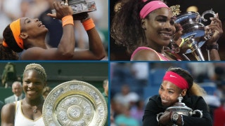 Just how dominant is Serena Williams?