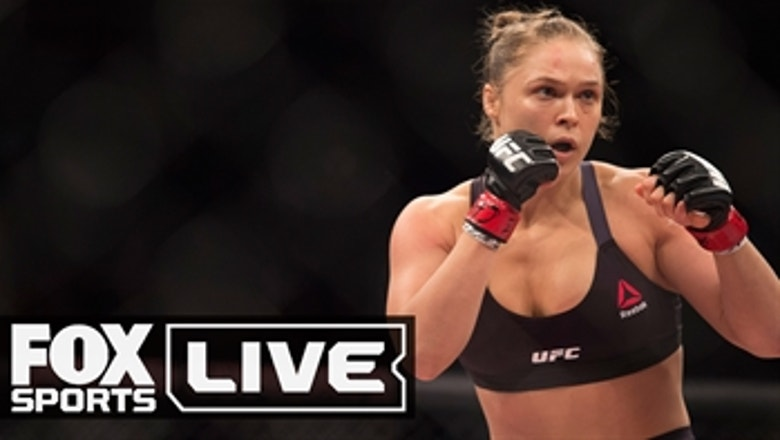 eee5d8197bf63 Should Ronda Rousey Play Herself in a Movie