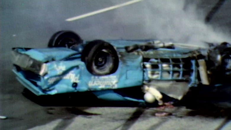 Richard Petty's Vicious Wreck at Darlington   FOX Sports