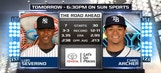Archer on mound as Rays go for series win vs. Yankees