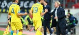 Milunovic scores an equalizer for Bate – 2015–16 UEFA Champions League Highlights