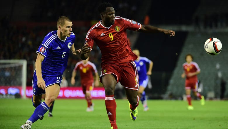 Belgium vs Bosnia-Herzegovina - Euro 2016 Qualifiers Highlights