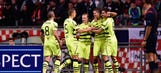 Mikael Lustig restores Celtic's lead against Ajax – 2015–16 UEFA Europa League Highlights