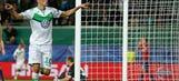 Julian Draxler nets the game winner for Wolfsburg – 2015–16 UEFA Champions League Highlights