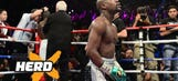 Cowherd: Floyd Mayweather is a boring fighter – 'The Herd'