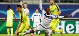 KAA Gent vs. Lyon – 2015–16 UEFA Champions League Highlights