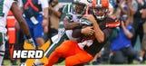 Cowherd: Johnny Manziel is the Dane Cook of the NFL – 'The Herd'