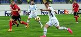 FK Qabala vs. PAOK Salonika – 2015–16 UEFA Europa League Highlights