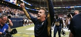 St. Louis Rams inspired by Sept. 11 hero
